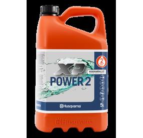 Aceite dos tiempos Husqvarna XP Power 2T 5 litros