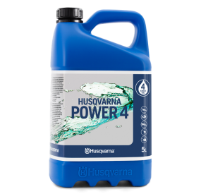 Aceite de 4 tiempos Husqvarna Power 4T 5 litros