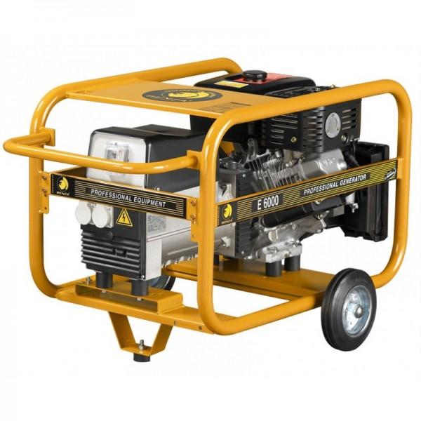 Generador Benza ES 6000