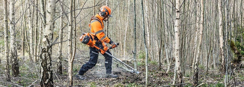 Desbrozadora - Maquinaria forestal online