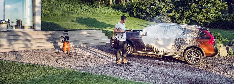 Generador - Hidrolimpiadora - Maquinaria de jardinería