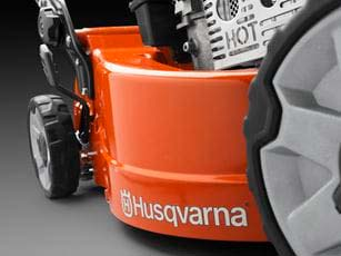 Cortacésped Husqvarna LC 551VBP - Chasis de Aluminio