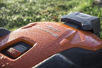Automower 550 EPOS - Resistente a la intemperie