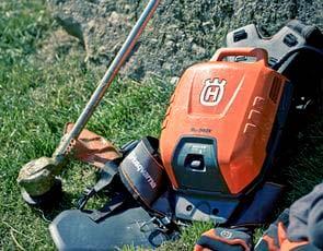 Motosierra a batería Husqvarna 340i - Bajo mantenimiento