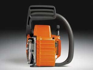 Motosierra a batería Husqvarna 340i - Diseño ergonómico