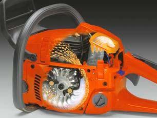 Motosierra a gasolina Husqvarna 365 X-TORQ - Air Injection