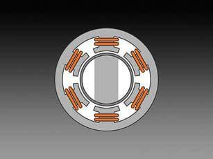 Motosierra a batería Husqvarna 540iXP - Motor sin escobillas eficiente