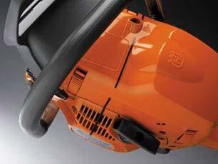 Motosierra a gasolina Husqvarna 543 XP - Marcas de tala