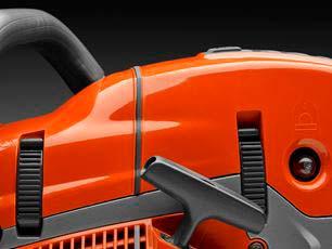 Motosierra a gasolina Husqvarna 550 XP Mark II - Visión de tala para toda la vida
