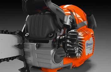 Rápida aceleración - Motosierra a gasolina Husqvarna 562 XP