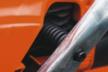 Motosierra a gasolina Husqvarna 572 XP - Menos vibraciones