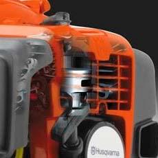 Soplador a gasolina Husqvarna 525BX - Motor X-Torq®
