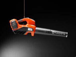 Soplador a batería Husqvarna 530iBX - Excelente ergonomía